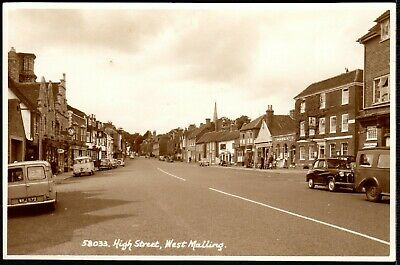 West Malling in Postcards